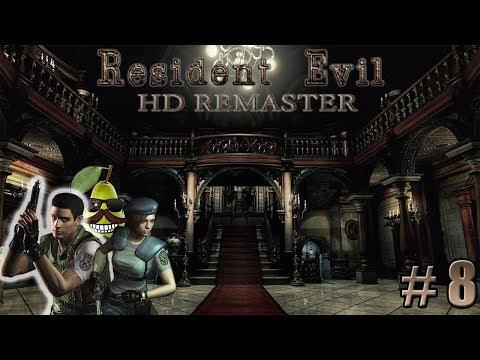 /CZ Let's Play\ Resident Evil HD Remaster Part 8 - Slečna Pytlovina
