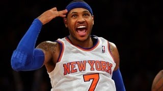 Carmelo Anthony -  Aiming for Ring