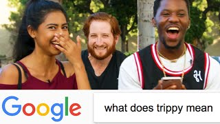 Strangers Read Each Other's Google Search Histories