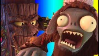 TEAM TORCHWOOD VS SASQUATCH - Plants Vs Zombies: Garden Warfare 2