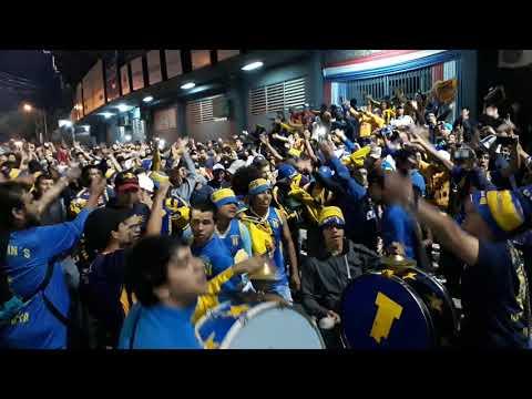 """""""Olimpia Asunción - Sportivo Luqueño 3-2 22.10.2017 Previa de la Hinchada República de la Murga"""" Barra: Chancholigans • Club: Sportivo Luqueño"""