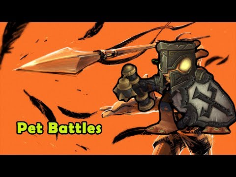 Pet Battle Tournament with only pets from