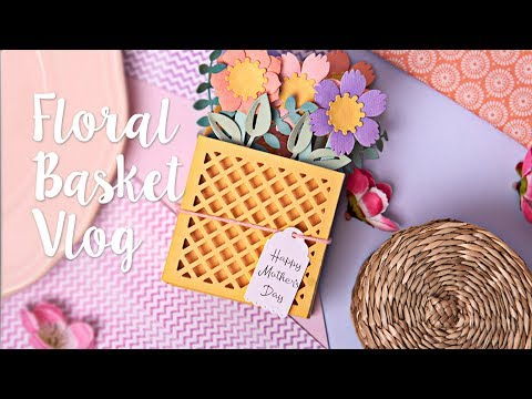 How to create a mothers day flower box with Katie Skilton