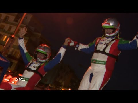 Rally di Roma Capitale 2018 - ERC2 Highlights LEG2