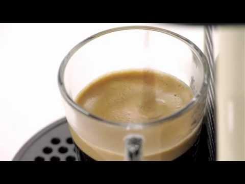 Nespresso Delonghi Inissia EN80.B Kaffeekapselmaschine, schwarz