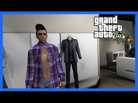GTA Online : 8 Nice Female Outfits