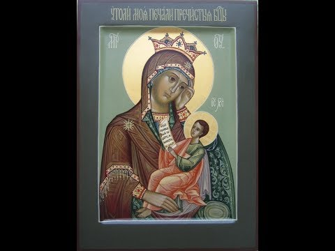 Молитва о здоровье родных и близких матрона