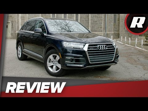 2018 Audi Q7 review: A well-rounded, solid SUV