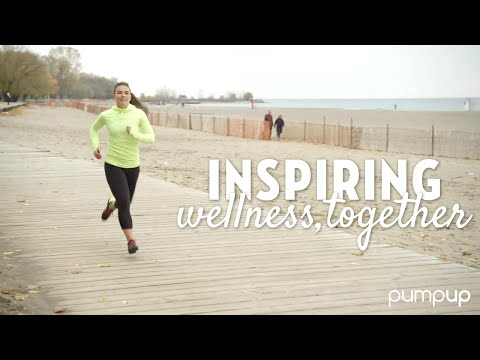 Video of PumpUp — Fitness Community