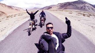Leh Trio Trip