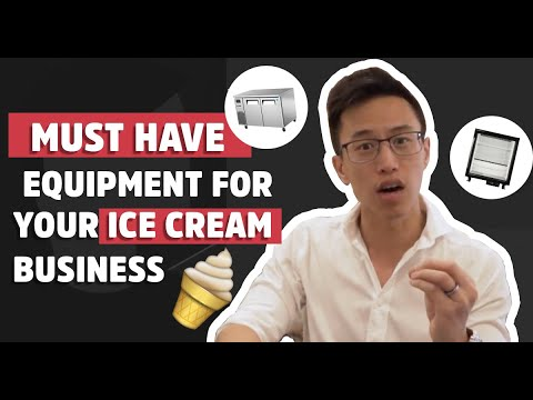 , title : 'MUST HAVE Equipment For Your Ice Cream Business in 2020 | Restaurant Management Food & Beverage Tips