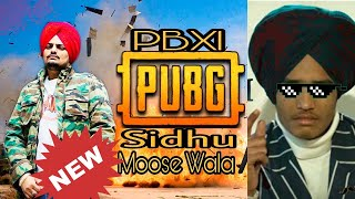 PUBG ! Mukhmantri Ft Sidhu Moose Wala ! Punjabi Latest Songs 2019