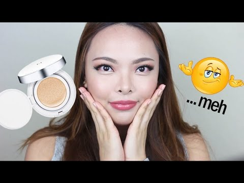 Missha M Magic BB Cushion Demo & Review Mp3