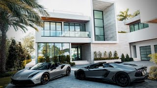 Billionaire Lifestyle In Miami 💸 [Luxury Lifestyle Motivation]