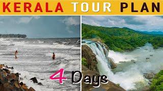 Unexplored Kerala Tour Plan