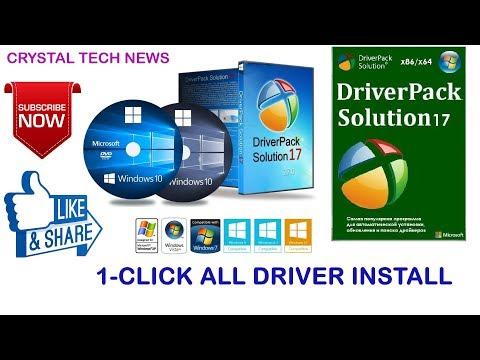 cara menggunakan driverpack solution 17 iso