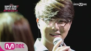 [SuperstarK7] 'Sweet Gaze' Sung Si Kyung X Park BoRam It's you [SuperLive Ep.2]