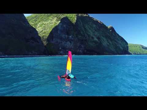 Hobie Tandem Islands visiting the Valleys