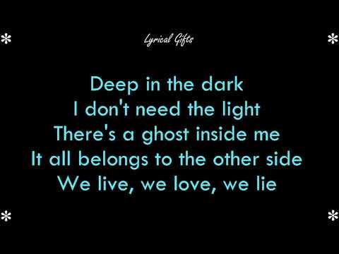 Alan Walker ‒ The Spectre (Lyrics / Lyrics Video)[HD] (видео)