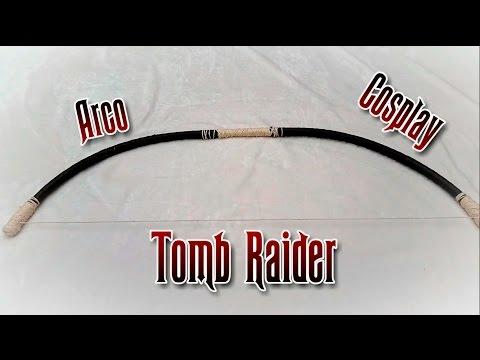 Arco Disfraz Tomb Raider Cosplay