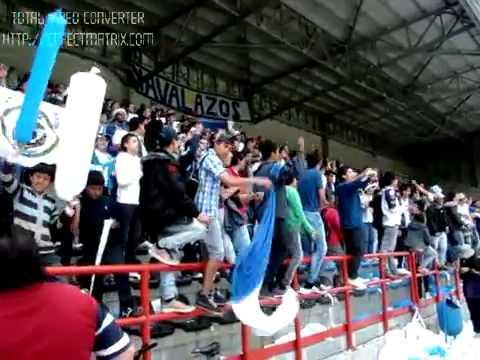 """Kaña Brava, visión del hincha"" Barra: Kaña Brava • Club: Naval de Talcahuano"