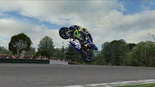 GP Bikes | Pt 5: Valentino Rossi Around Cadwell Park