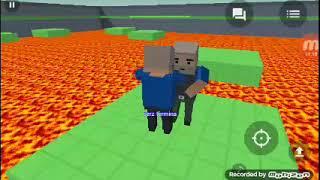 Я снова играю в BlockParty