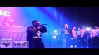 "Bun B brings Drake on stage perform ""Uptown"" in Toronto (Live Footage)"