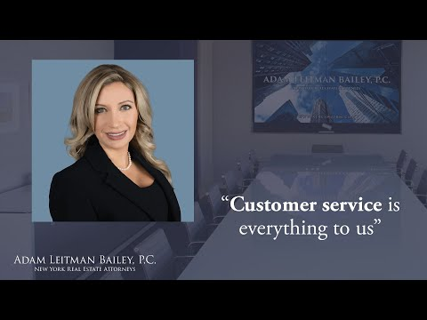 """Customer service is everything to us"" testimonial video thumbnail"