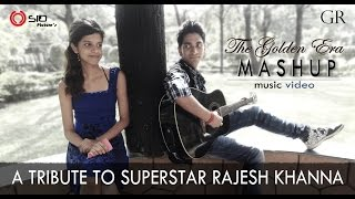 The Golden Era MASHUP Music Video | Ranjan Jha - grmusiconline