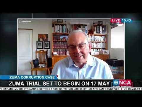 Former president Jacob Zuma's corruption trial set to begin on 17 May
