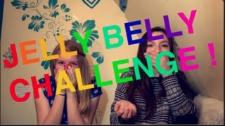 5 000 abonnés ! TAG ! Jelly Belly Challenge !