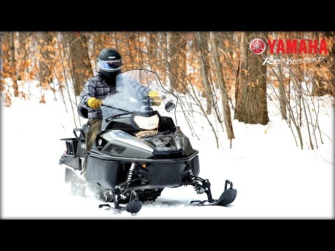 2018 Yamaha VK540 in Ishpeming, Michigan - Video 1
