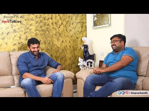 Real talk with itisprashanth - actor arulnithi opens up!