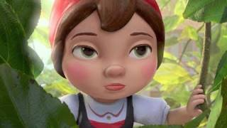 "Gnomeo & Juliet Movie Clip ""Delicate"" Official"
