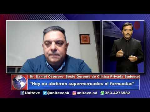 Situación en Marcos Juárez: Conversamos con el médico que hizo 40 hisopados en menos de 24 horas