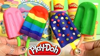 "Disney Collector presents this amazing Play Doh Ice Cream Set Scoops 'n Treats DIY tutorial on how to do-it-yourself playdough Desserts. The new plastilina color clay series from Trolltech comes with molds for ice-cream cone, mold for popsicle, extruder, 5 colors of dough, plastic knife, roller and 2 popsicle sticks.  Here's how IceCream is called in other languages: crème glacée, sorvete, helado, gelato, gelato, eiscreme, παγωτό, lody, アイスクリーム, мороженое, zmrzlina, sorvete de picolé, ghiacciolo, アイスキャンデー, picolé, эскимо, isglass, paleta.    Here's how playdoh is also called plastilina, pasta de modelar, arcilla, juegos de moldear, Playdough, Moon-Dough, Modeling clay, Plasticine, Pâte à modeler, Modelliermasse, Plastilin, Plastiline, Plasticina, Massinha, Crayola, πλαστελίνη, пластилин, лепка из глины, 플라, 점토, プラスティシーン, 粘土.   Play-Doh Hello-Kitty Pastry Shop Donuts IceCream Cupcakes. https://www.youtube.com/watch?v=PHfddf9m1yY  Play Doh McDonald's Restaurant Barbie Drive-Thru Playset:  https://www.youtube.com/watch?v=SFM2P6R6Ro4  Moon Dough Pizzeria Playset - Make Play-Doh Pizzas: https://www.youtube.com/watch?v=cMkB6kFw34c  Cookie Chef Barbie Dough Dessert Maker Ice Cream Machine: https://www.youtube.com/watch?v=_rPsruINXBY  Play-Doh McDonalds Restaurant McQueen @ Drive-Thru: https://www.youtube.com/watch?v=C8QasEo0N6I   Moon Dough Ice Cream Heladeria & Golosinas Play-Doh: https://www.youtube.com/watch?v=PLO0s2u7KGE  Hello Kitty PlayDoh Donuts Doughnuts:  https://www.youtube.com/watch?v=PUB45hmqFKo  Play-Doh Sundae Cart with Ice Cream Carrito Helatos y Paletas: https://www.youtube.com/watch?v=S93BMDoY5fA  Play-Doh Fun Factory Machine Spin 'n Store Rainbow Popsicle. https://www.youtube.com/watch?v=CwnGjKs1Y6c  Make Popsicles for Peppa-Pig ""Play-Doh Scoops 'n Treats"". https://www.youtube.com/watch?v=dRdqqNq8sVQ"