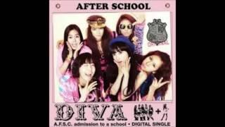 After School Diva Digital Single Full