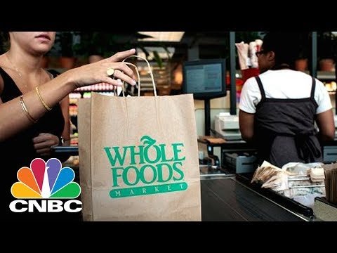 Amazon Will Likely Cut Prices At Whole Foods: Report | CNBC