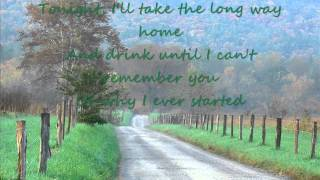 Tennessee Song  1997 Lyrics A better view of the rising moon