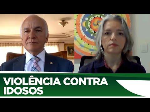 Gilberto Nascimento alerta para aumento da violência contra idosos durante pandemia - 19/06/20