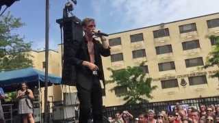 "Aaron Carter: ""Aaron's Party (Come Get It)"" Live @ Northalsted Market Days: Chicago, IL. 8-9-2015."