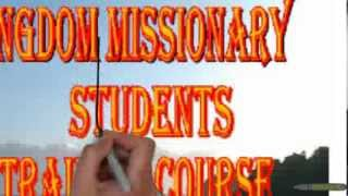 HOW TO BECOME A CHRISTIAN MISSIONARY
