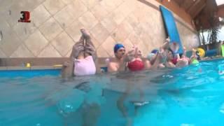 Babaúszás oktatás - Dunavarsány videó 2