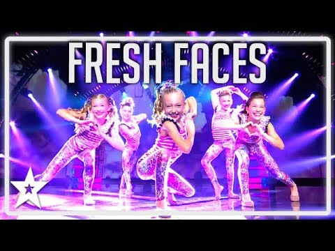Amazing Dance Group Storm The Stage on America's Got Talent | Kids Got Talent
