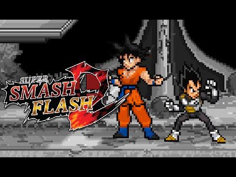 SSF2 Mod Goku (En avance) - смотреть онлайн на Hah Life