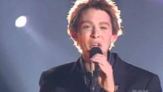 Clay Aiken sings On The Wings of Love on AI2 Finale
