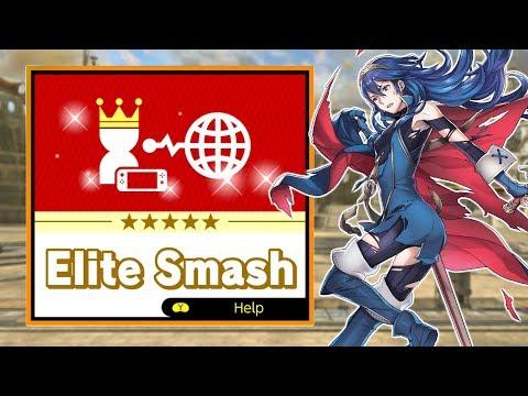 ELITE SMASH! 1v1 Ranked 540,000+ GSP Inkling Main — Super