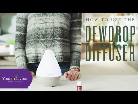 Máy khuếch tán siêu âm trẻ em Dew Dew | Tinh dầu sống trẻ