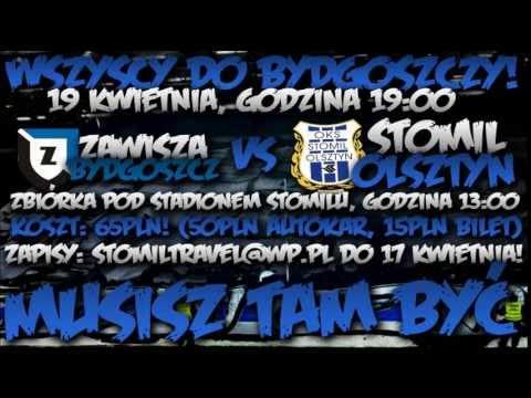 Film promujący wyjazd na mecz Zawisza Bydgoszcz - Stomil Olsztyn